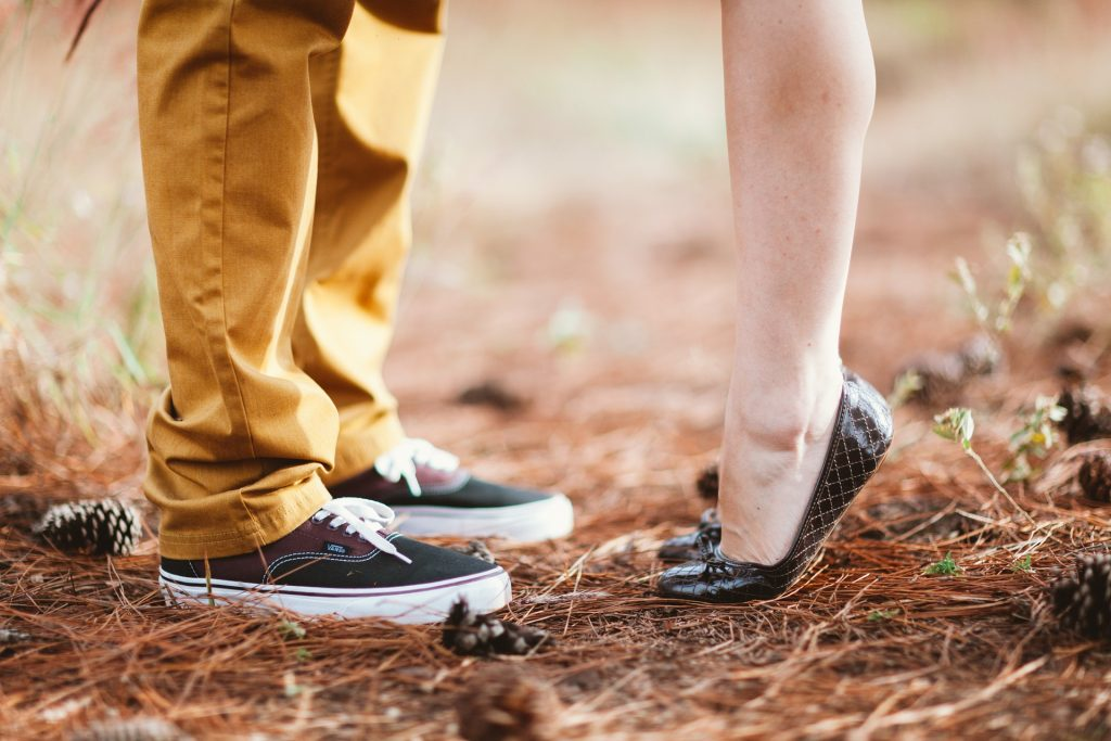feet 1779064 1920 1024x683 - Hochzeit feiern über mehrere Tage kommt immer mehr in Trend.