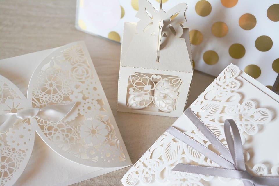 wedding 1760024 960 720 - Ein kleines Dankeschön – Die Danksagung für eure Gäste