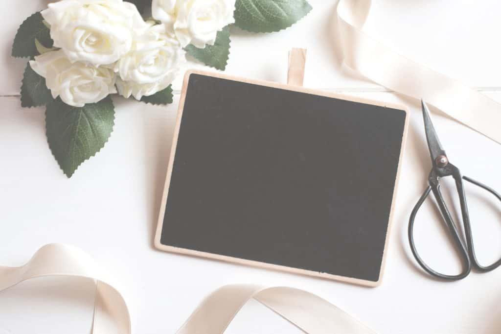 chalkboard 2281205 1280 1024x682 - Ideen für euer Gästebuch