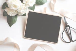 chalkboard 2281205 1280 300x200 - Ideen für euer Gästebuch