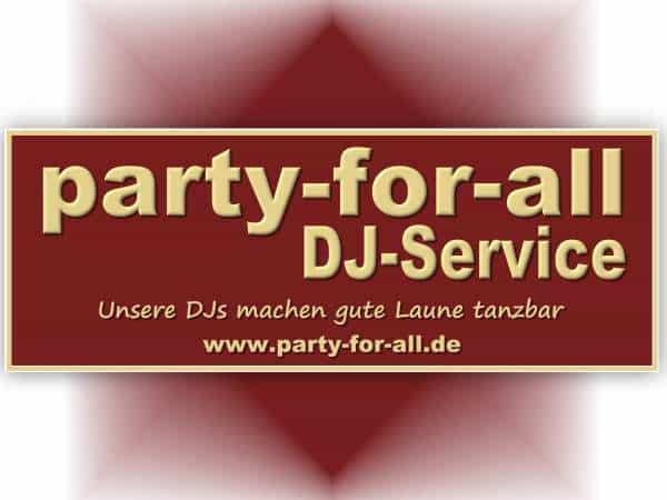party-for-all DJ-Service