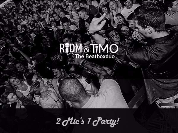 RiDM&TiMO - the beatboxduo