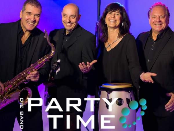 Tanzband Party Time