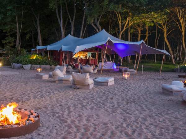 BEACH PARTY IN DER BOOTSHAUS LOUNGE