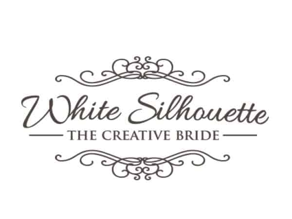 White Silhouette – The Creative Bride