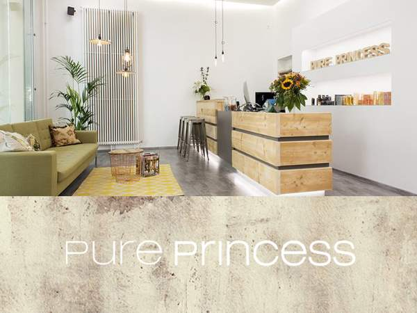 pure-princess | brautstyling
